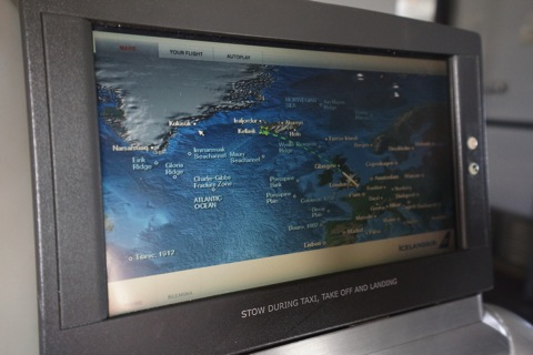 Icelandair AVOD